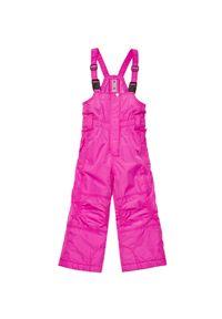 Różowe spodnie narciarskie Poivre Blanc