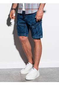 Szorty Ombre Clothing krótkie