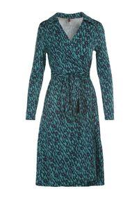 Zielona sukienka Born2be