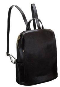 Plecak w stylu vintage Badura T_D187CB_CD. Materiał: skóra. Styl: vintage