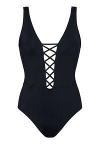 Czarny strój kąpielowy Seafolly