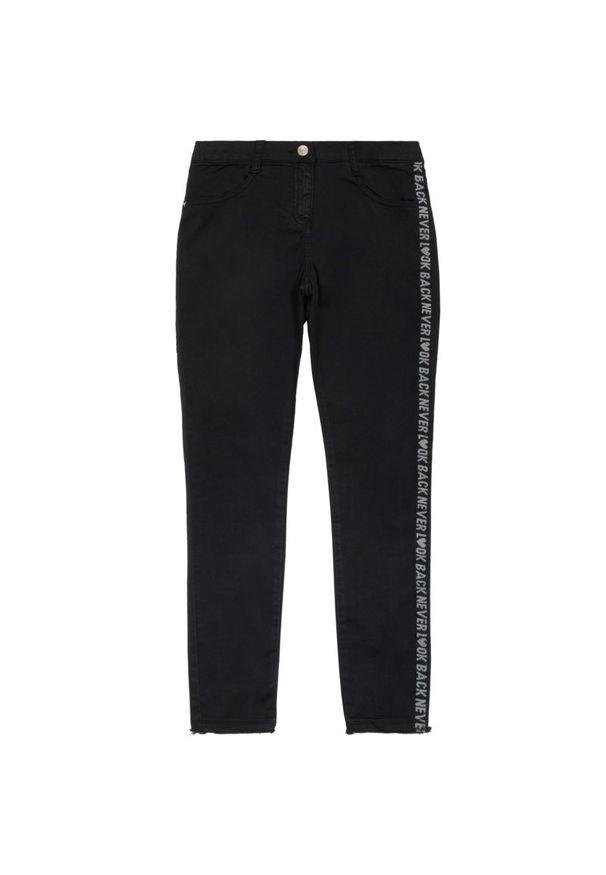 Czarne jeansy Primigi