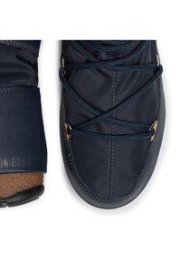 Niebieskie śniegowce Moon Boot #7