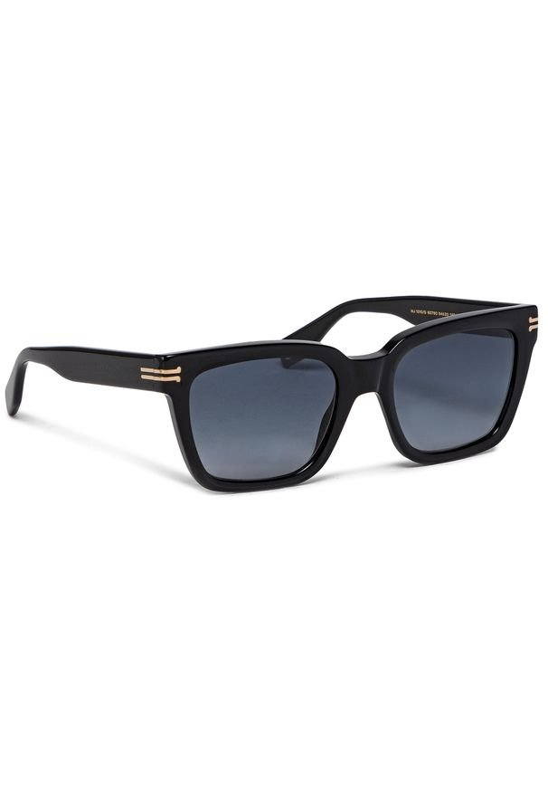 Okulary przeciwsłoneczne MARC JACOBS - 1010/S Black 807. Kolor: czarny