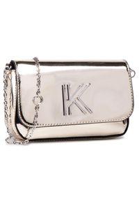 Złota torebka Kendall + Kylie