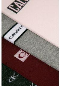 Wielokolorowe skarpetki Calvin Klein Jeans