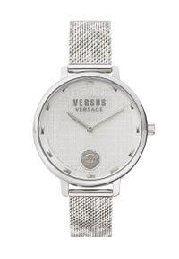 Srebrny zegarek Versus Versace