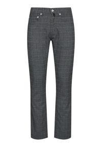Pierre Cardin Spodnie materiałowe 30917/000/4803 Szary Modern Fit. Kolor: szary. Materiał: materiał