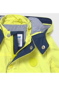 Zielona kurtka przejściowa Mayoral