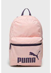 Pomarańczowy plecak Puma