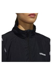 Adidas - Bluza damska adidas Favorites Track FM6199. Materiał: jeans, dresówka, materiał, nylon