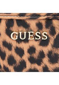 Brązowa kosmetyczka Guess