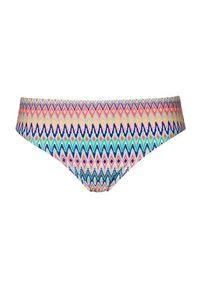 Dół bikini Cellbes w kolorowe wzory