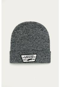 Szara czapka Vans z aplikacjami