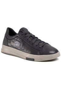 Niebieskie sneakersy Geox