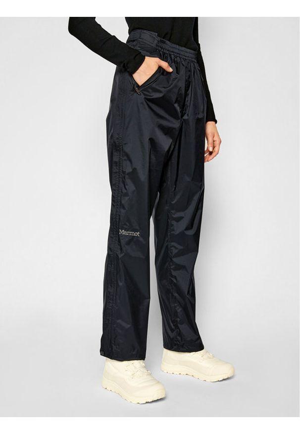 Czarne spodnie materiałowe Marmot