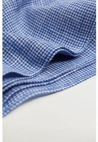 Niebieska chusta Mango Man