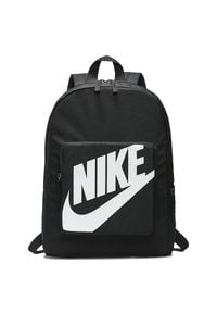 Plecak Nike Classic BA5928-010. Materiał: poliester. Styl: casual