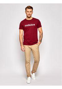 Maloja T-Shirt SarpangM. 30501-1-8327 Czarny Regular Fit. Kolor: czarny