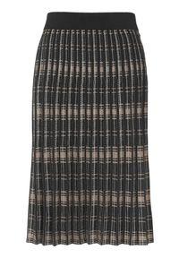 Czarna spódnica Freequent elegancka