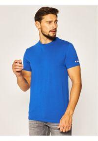 Niebieski t-shirt Dsquared2 Underwear