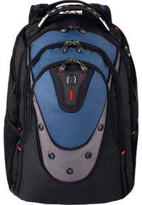 Plecak Wenger Plecak na laptop WENGER Ibex 17 Niebieski uniwersalny. Kolor: niebieski