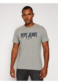 Szary t-shirt Pepe Jeans #5