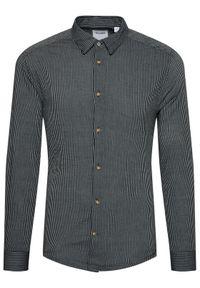 Only & Sons Koszula Steve 22019165 Szary Slim Fit. Kolor: szary