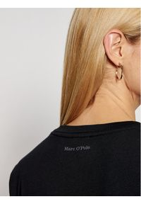 Marc O'Polo T-Shirt M03 2100 51117 Granatowy Regular Fit. Typ kołnierza: polo. Kolor: niebieski