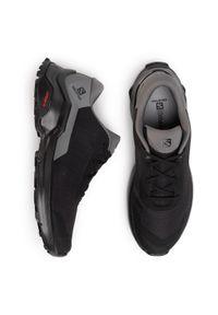 salomon - Trekkingi SALOMON - X Reveal 410420 28 M0 Black/Black/Quiet Shade. Kolor: czarny. Materiał: materiał. Szerokość cholewki: normalna. Sport: turystyka piesza