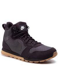 Fioletowe buty sportowe Nike z cholewką, Nike MD Runner