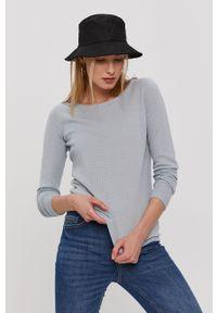 Niebieski sweter Vero Moda gładki