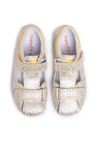 Żółte sandały Superfit