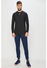 Niebieskie spodnie dresowe Under Armour