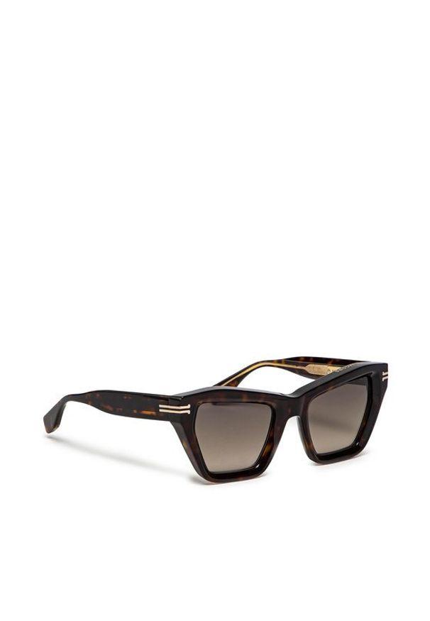 MARC JACOBS - Marc Jacobs Okulary przeciwsłoneczne 1001/S Brązowy. Kolor: brązowy