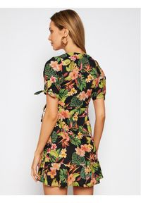 Sukienka letnia Banana Moon w kolorowe wzory