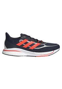 Adidas - Buty męskie do biegania adidas Supernova GY0844. Zapięcie: sznurówki. Materiał: guma. Szerokość cholewki: normalna. Sport: fitness