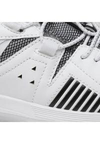 CATerpillar - Sneakersy CATERPILLAR - Raider CK264125 White. Okazja: na spacer, na co dzień. Kolor: biały. Materiał: skóra, materiał. Szerokość cholewki: normalna. Styl: casual #3