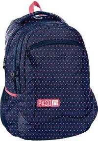 Niebieski plecak Paso