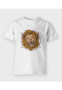 MegaKoszulki - Koszulka dziecięca Lew. Materiał: bawełna