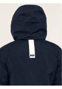Niebieska kurtka narciarska Helly Hansen