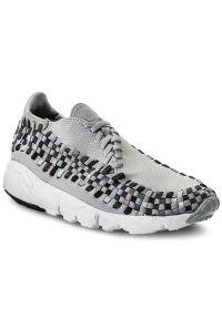Szare sneakersy Nike