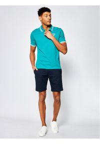 Zielona koszulka polo Guess polo