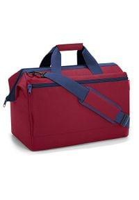 Czerwona torba podróżna Reisenthel