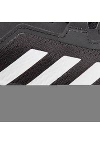 Czarne buty do biegania Adidas Adidas Terrex, z cholewką