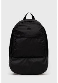adidas Originals - Plecak. Kolor: czarny. Materiał: materiał