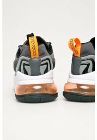 Szare sneakersy Nike Sportswear na sznurówki, Nike Air Max