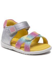 Srebrne sandały Agatha Ruiz de la Prada