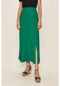 Zielona spódnica Vila casualowa, na co dzień