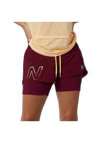 New Balance > WS01242GNT. Materiał: poliester, materiał, elastan. Sport: fitness